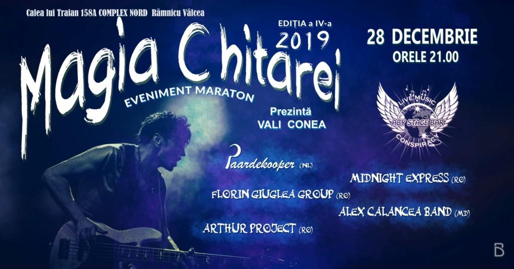 Magia Chitarei 2019